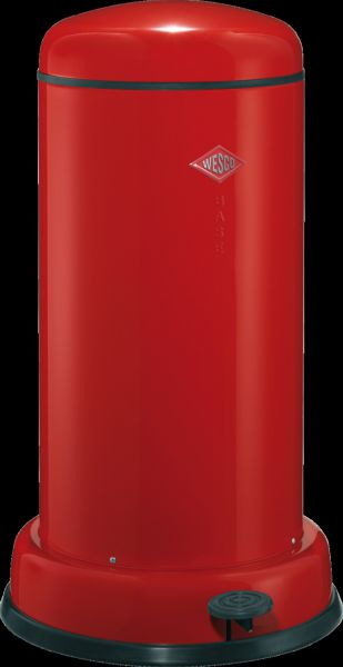 Wesco Baseboy 20 Liter Rood.Baseboy 20 Liter Wesco Rood