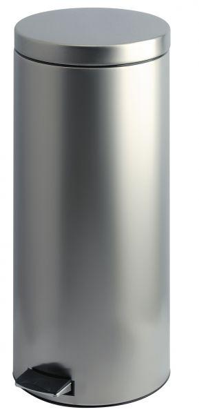 Brabantia Pedaalemmer 30 Liter Mat Rvs.Pedaalemmer 30 Liter Brabantia Mat Rvs